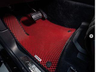Летние EVA авто коврики для любого авто,нестандартных форм: увеличенные,с бортами и тд.Изготовление