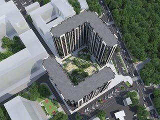 Se vinde apartament,3 camere 68m2 in complexul Newton House Grădina Botanică