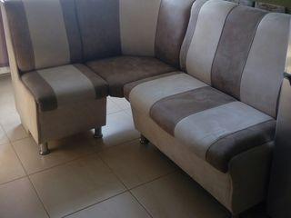 Угловой диванчик на кухню , 170*125см