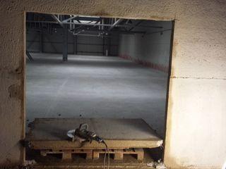 Алмазное  сверление отверстий любых диаметров . Резка бетона.