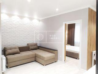 Ciocana! Bloc Nou! 1 cameră+living! Euroreparație!
