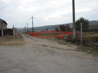 Se vinde lot de pamint pentru constructie 10 km de la Chisinau s.Dolinnoe