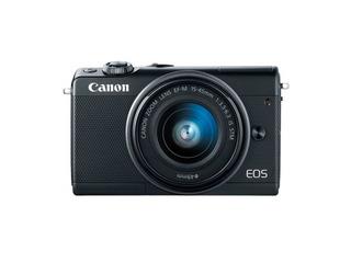 Aparat foto canon eos m100 nou (credit-livrare)/ фотоаппарат canon eos m100