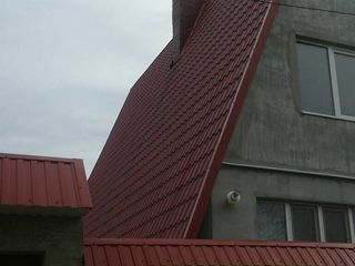 """SRL """"Dublugarant"""": Крыши и мансарды любого типа. Строительство и замена."""