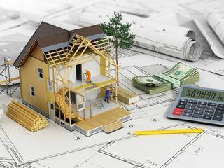 Construcția caselor calitativ şi în termen.