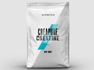Creatina (Creapure) si Leucină MyProtein