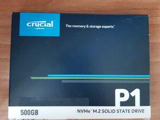 Crucial P1 500 GB nou!