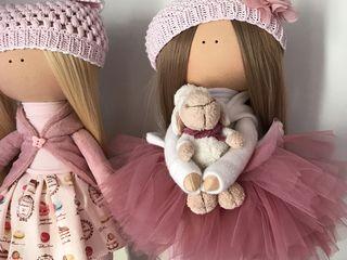 Куколки Handmade