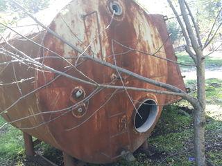 Cisternă bocica alumin 5tone