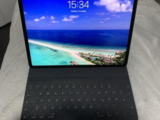 iPad Pro 12.9 2018 256GB Wi Fi + Smart Keyboard