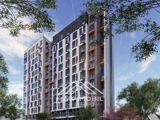 Apartament cu 2 odai, bloc nou, Lagmar, str. Cornești, 850 euro/m