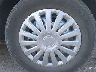 диски с колонками и резиной размер 14.195.65  обмен на диски для Mitsubishi  16 или 15 размера
