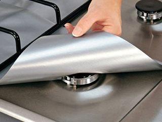 Термостойкие антипригарные салфетки для кухонной плиты!