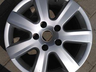 5x130. Оригинальные диски из легкого сплава VW Touareg 7,5Jx R17 в идеальном состоянии.