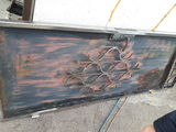 Реставрация шлифовка ворот полная покраска выезд по всей Молдове