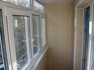 Расширения балконов.Утепление наружных стен в комплексе:кладка,стеклопакеты,фасад, внутренний ремонт