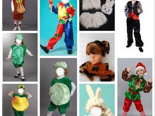 Карнавальные костюмы для мальчиков, девочек и взрослых (прокат, chirie)