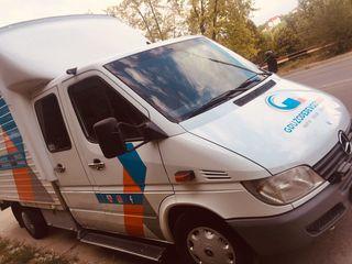 Serviciile transport de marfa Chisinau