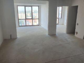 Bloc Nou! Centru, str. Ivan Zaikin, 2 camere + living. Varianta albă! 54m