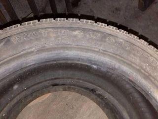 Зимняя резина бу на 17, диски R17, диски R14+колпаки BMW original
