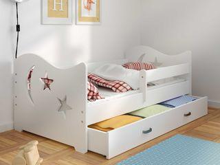 Кровати для детей от 2-х лет из натурального дерева! Свой шоурум! Доставка по Молдове бесплатно!