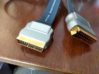 Соединительный кабель  краб   для высококачественной  аппаратуры  звука и видео