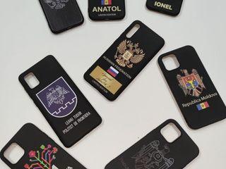 Чехлы для телефона с заказным дизайном.
