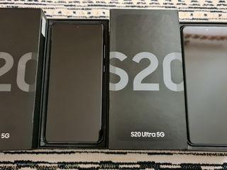 Samsung Galaxy S20 Ultra 5G. NOU!!!