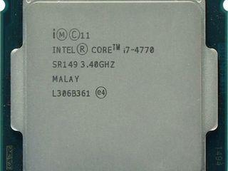 Intel Core i7-4770 3.90GHz/8M/5GT/Intel HD Graphics 4600