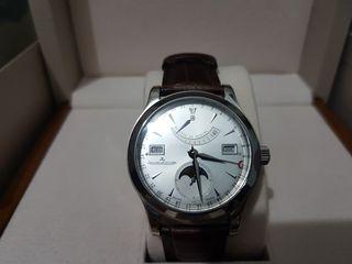 Продам швейцарские часы Jaeger LeCoultre master control оригинал 100%