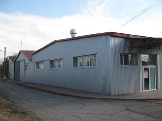 Продается торгово-складской комплекс. г. Оргеев 1800кв.м.