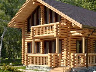 Строим деревянные дома! Construim case din lemn!