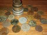 vînd monede