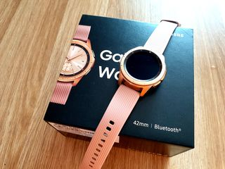 Galaxy Watch Rose Gold 42 mm