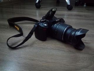 Nikon D3100 KIT 18-55 VR 10/10