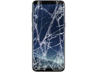 Профессиональная замена стекла Samsung Galaxy S6 S6 edge S7 edge S8 S8 Plus