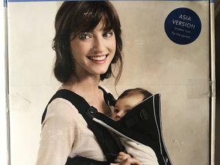 Кенгуру-рюкзак BabyBjorn с рождения до 1.5 лет