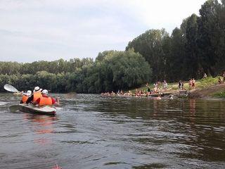 tururi cu kayak zilnice / ежедневные туры на байдарках