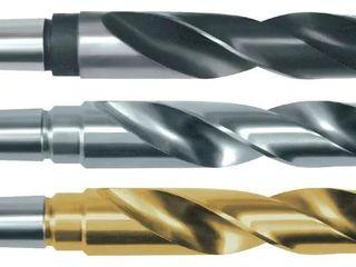 Продам свёрла по металлу диаметром от 20 до 50 мм с коническим хвостовиком, б/у.