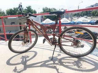 Benneto all mountain велосипед горный подростковый б/у
