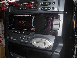 музыкальный центр JVC.модель CA-D301T