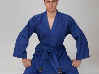 Кимоно для дзюдо Combat синее.