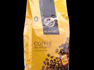 Кофе в зёрнах на 1 кг и 1,200 кг