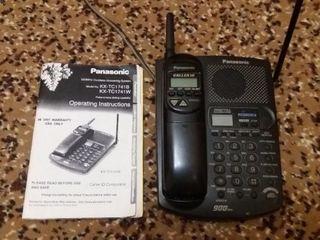 Продаю Panasonic KX-TC1741B Самый надежный радиотелефон. Все функции в одном. Новый