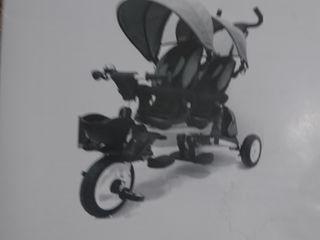 Tricicletă gemănări