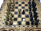 нарды шахматы резные*Крепости*эксклюзив