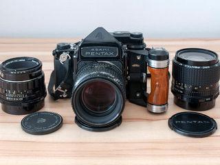 Куплю фотоаппараты , объективы и другую фототехнику