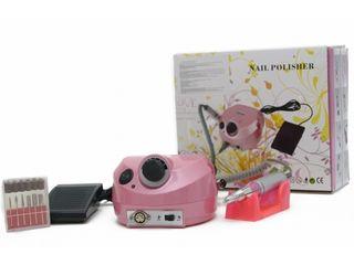 Freza electrica pentru manichiura Lila Rossa Professional LR202/Freza unghii profesionala