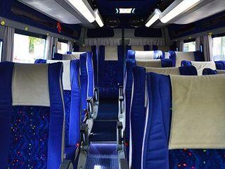 Пассажирские перевозки на комфортабельном микроавтобусе!