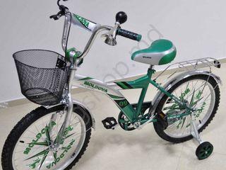 Bicicleta pentru copii MD20 Green Super preț 1345